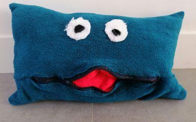 Nieuw -Ontzorg knuffels- Monsters